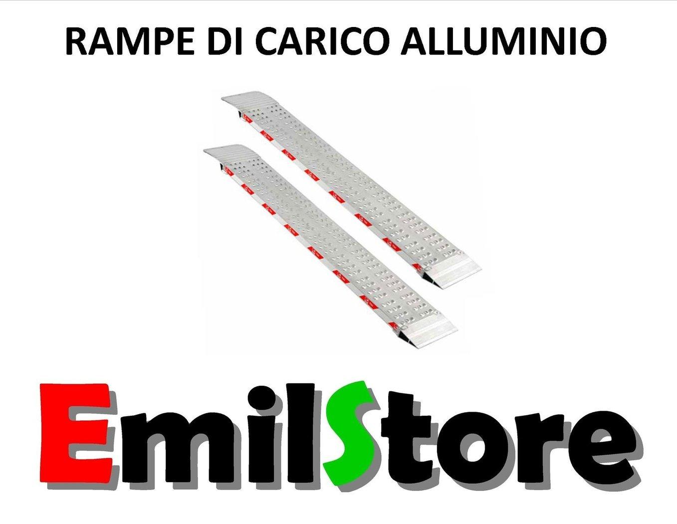 Rampe di carico in alluminio 1 5 metri senza bordi prezzo for Rampe di carico in alluminio prezzi