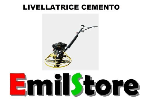 LIVELLATRICE CEMENTO DISCO 910mm (MADE IN GERMANY)
