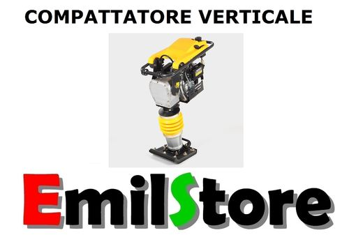 COMPATTATORE VERTICALE 76 Kg (MADE IN GERMANY)